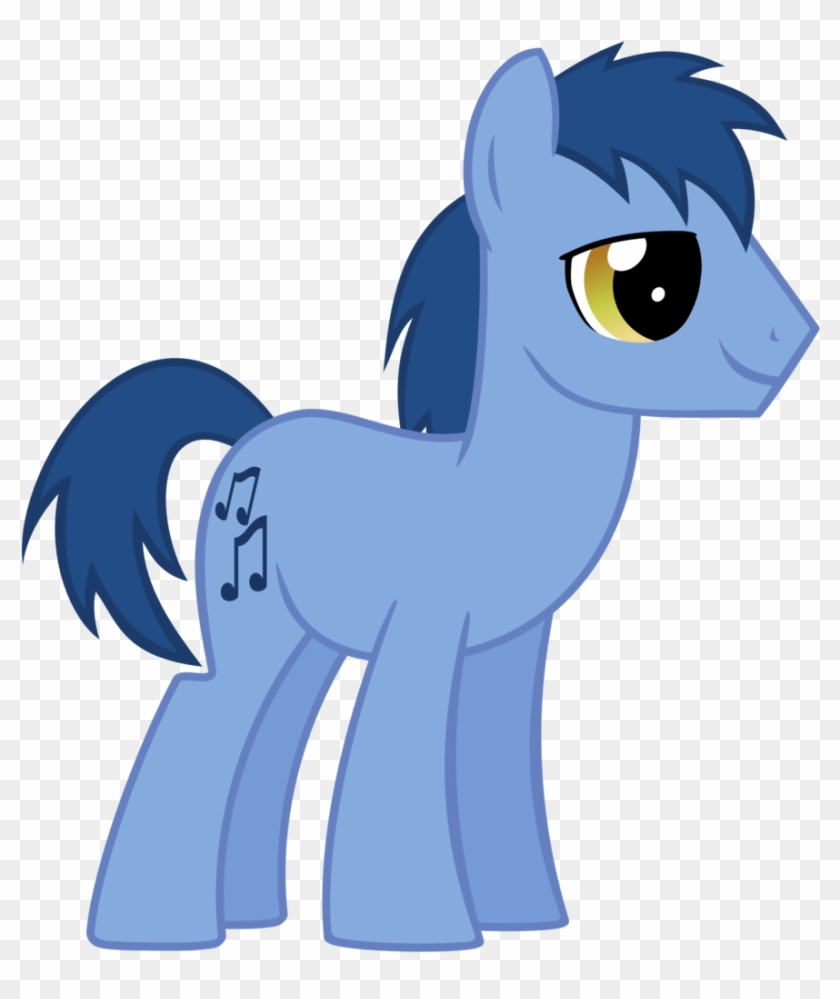 You Can Click Above To Reveal The Image Just This Once, - My Little Pony Boy Pony #442670