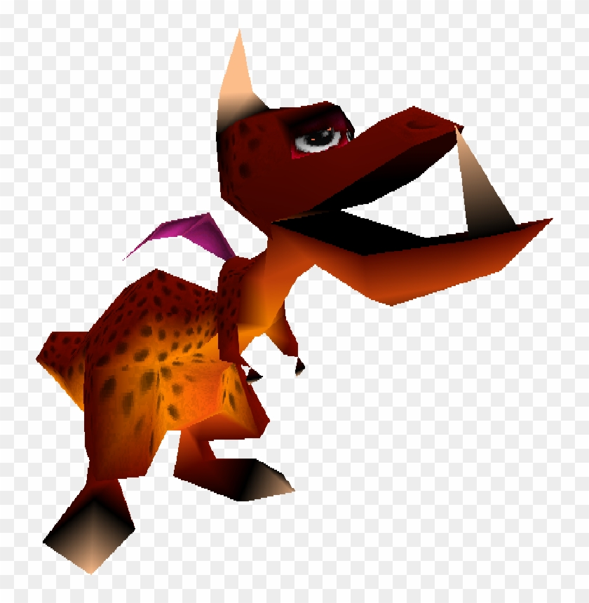 Please Excuse Our Mess Spyro - Lava Lizard Spyro #443216