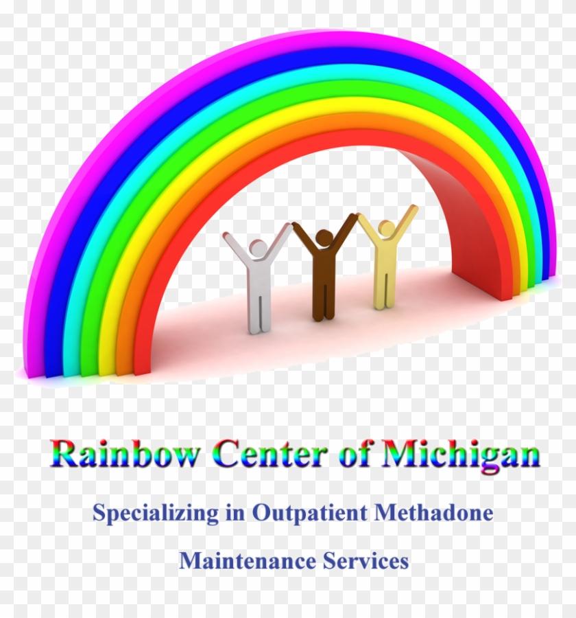 Rainbow Center Of Michigan - Stock Photography #443566