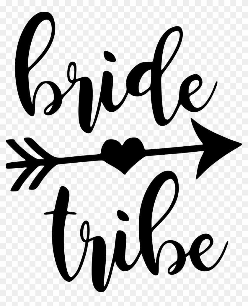 Bride Tribe File Size Curly Hair Don T Care Svg Free Transparent Png Clipart Images Download