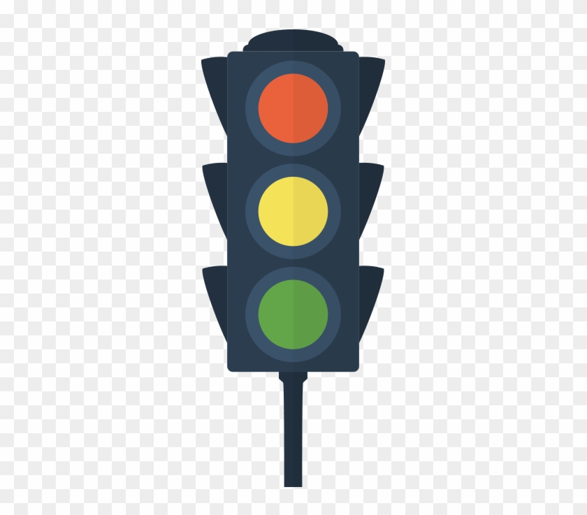 Failure To Obey Traffic Controls - Traffic Light #444020