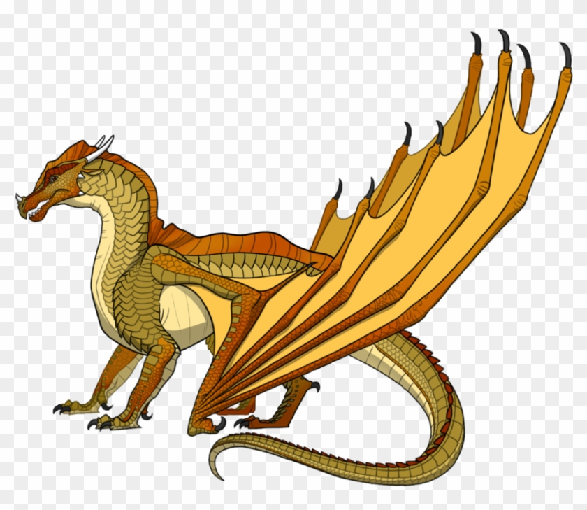 animus dragons wings of fire skywing sandwing hybrid free