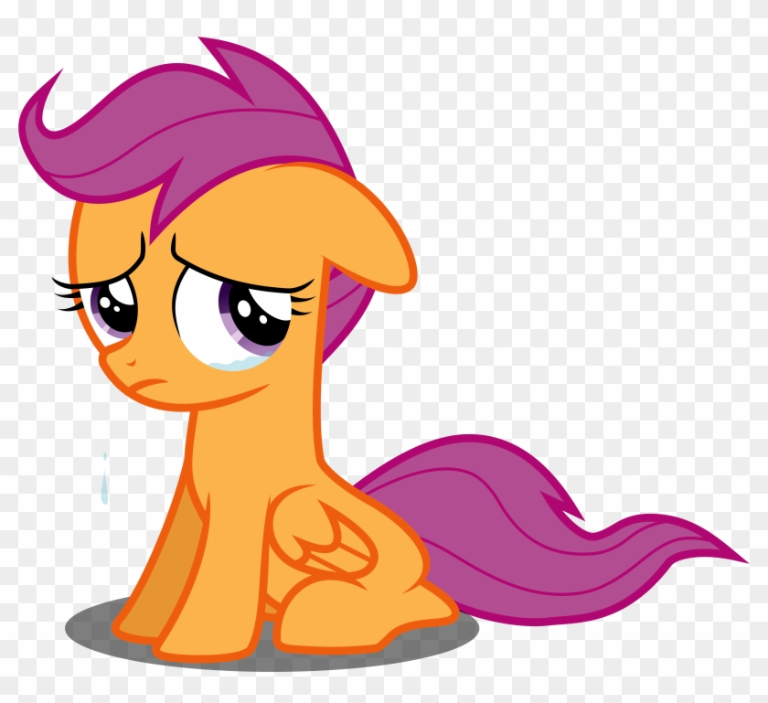 Scootaloo Crying By Liamwhite1 Sad Scootaloo Free Transparent Png Clipart Images Download Is your network connection unstable or browser outdated? scootaloo crying by liamwhite1 sad