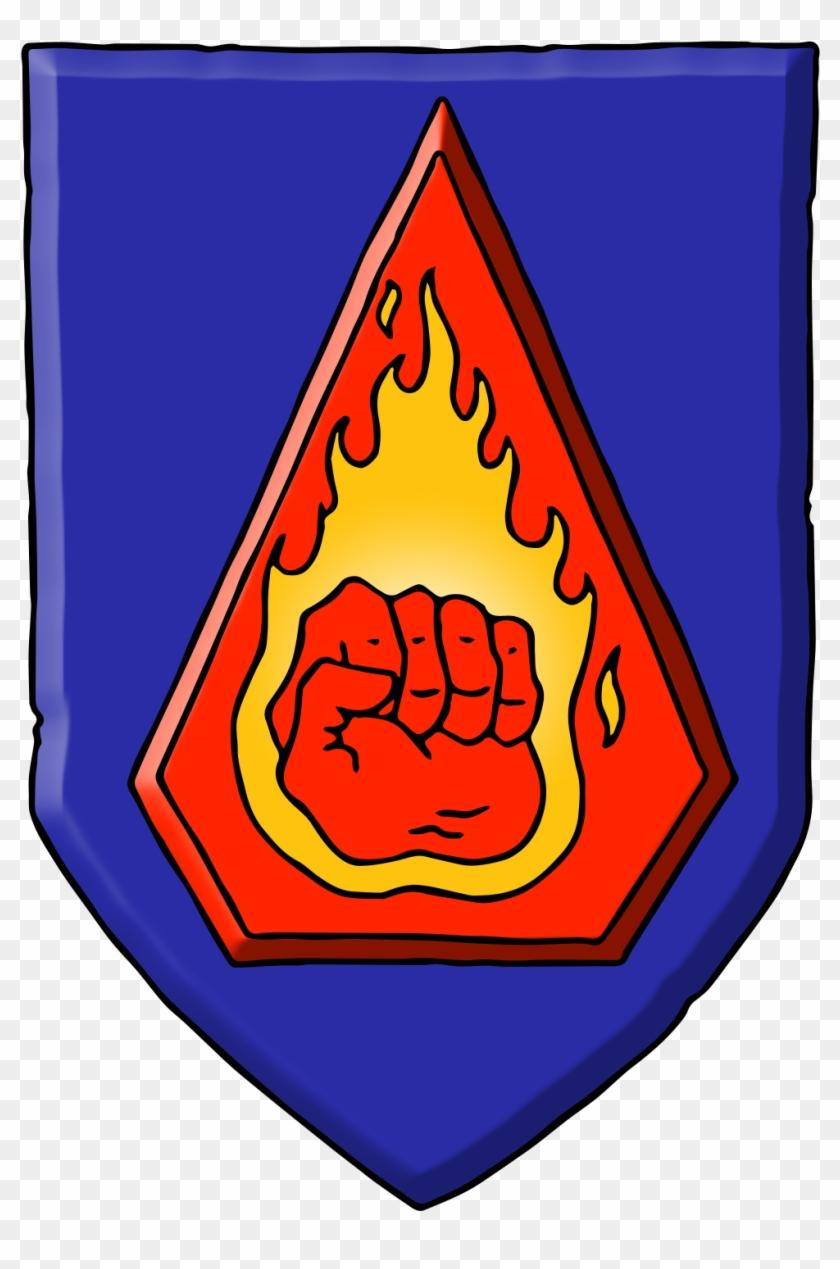 Flaming Fist - Flaming Fist Baldur's Gate #444321