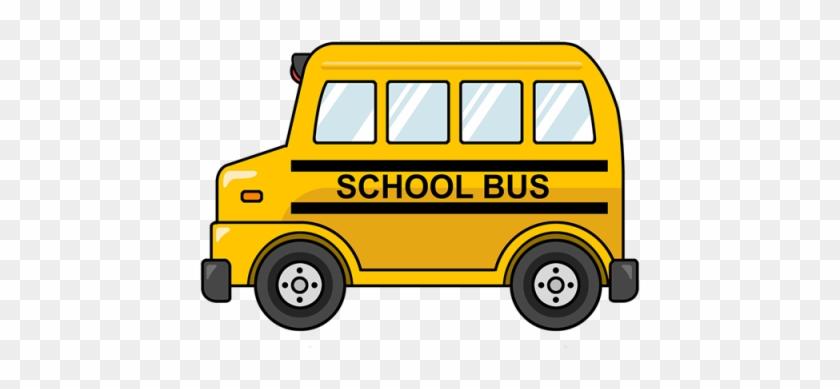 Hiring Bus Drivers - Clip Art School Bus #444380