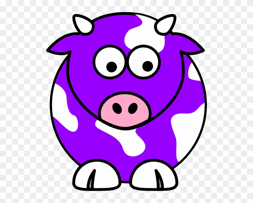 Purple Cow Cliparts - Purple Cow: Transform Your Business By Being Remarkable #444675