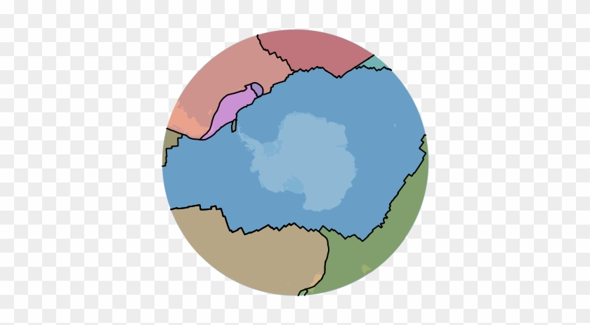 Tectonic Plates And Plate Boundaries Ggg/github, - Circle #444903
