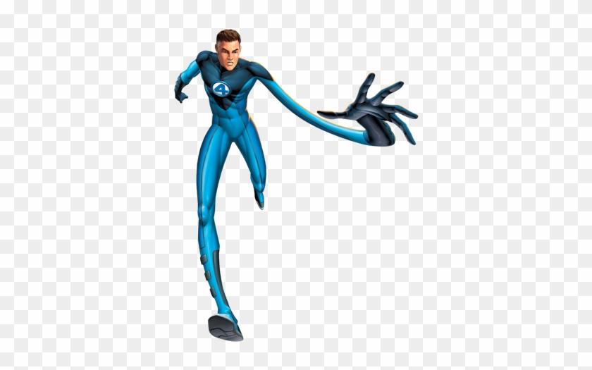 Fantastic Four Clipart Elastic Man Fantastic 4 Free