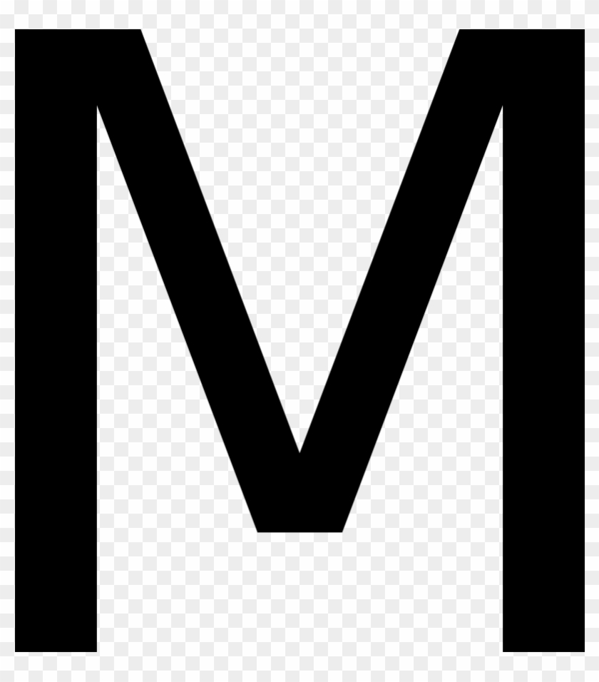Capital Letter M #445736
