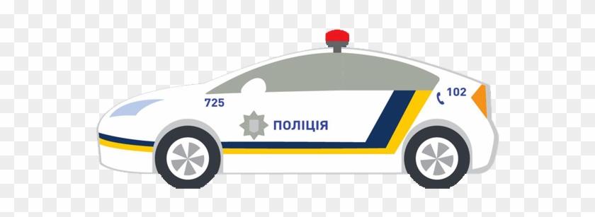 Второй Слой Police - Police Car #445942
