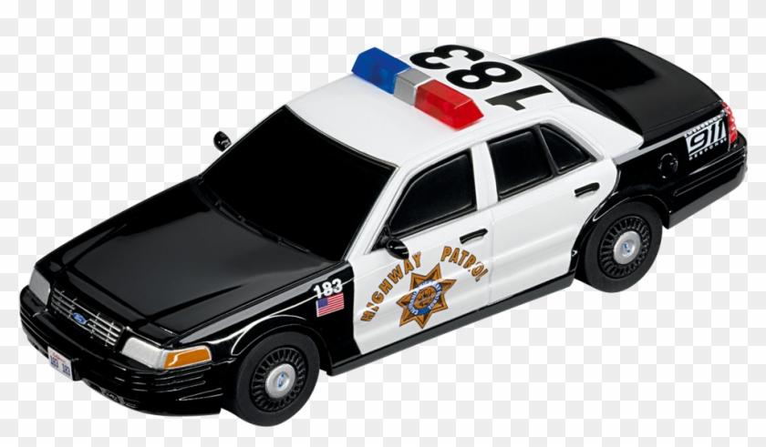 61106 01 - Carrera Go Police Car #445996