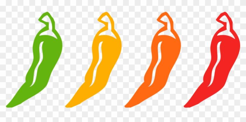 No Spice - Chili Peppers Mild Medium Hot #446418