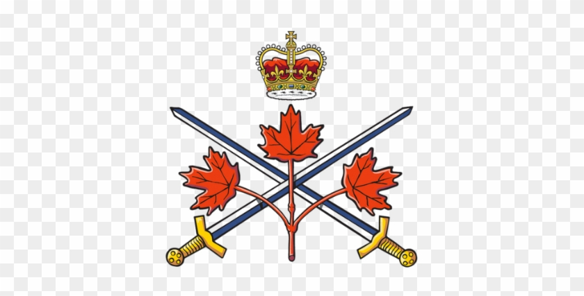 Post - Canadian Army Logo #447022