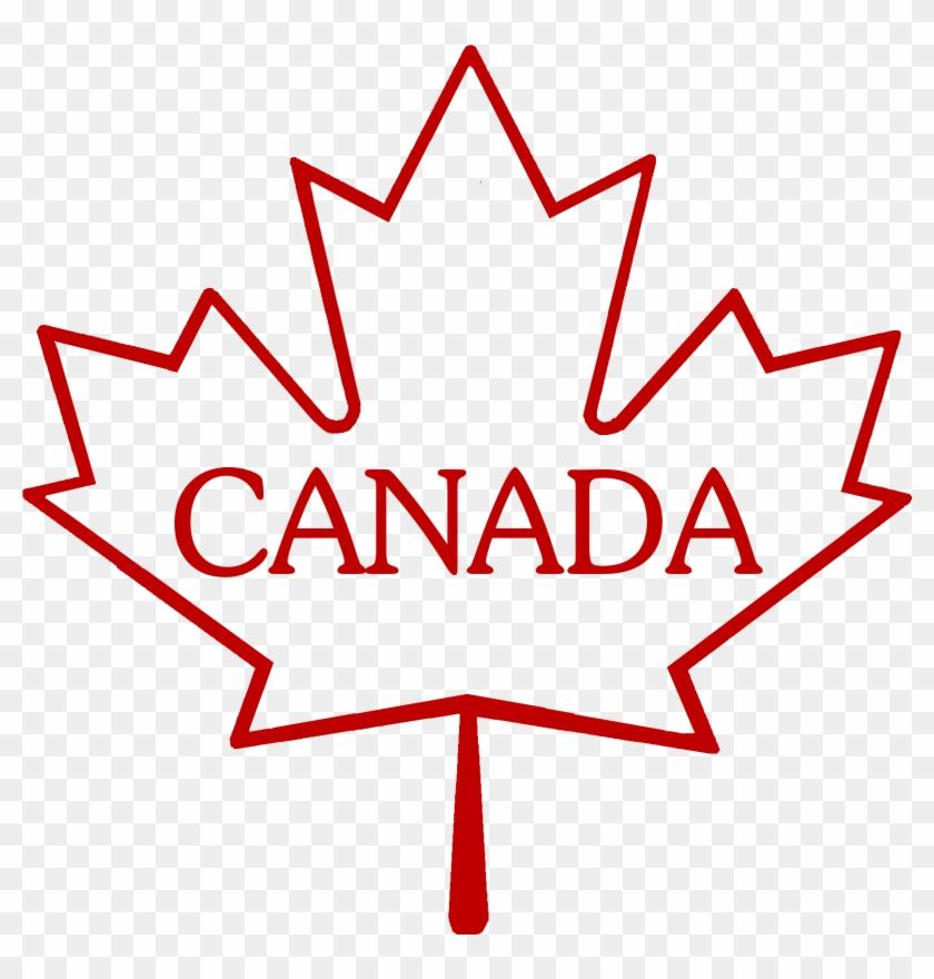 Canadian Maple Leaf - Canadian Flag Maple Leaf #447151