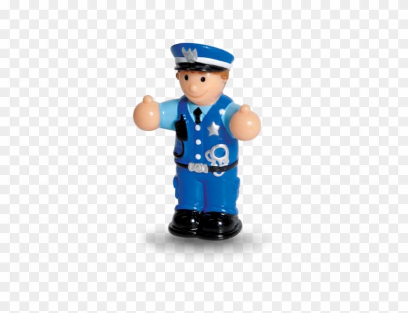 Wow Toys Police Car Bobby - #447393
