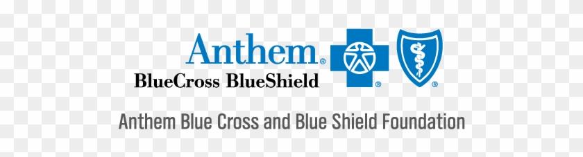 Anthem Blue Cross And Blue Shield Foundation Logo Anthem Blue