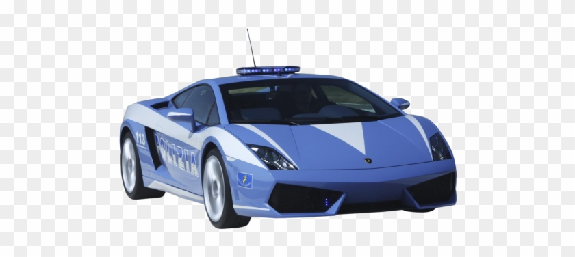Police Car Lamborghini Gallardo Lp 560 Transparent - Lamborghini Police Car #448786