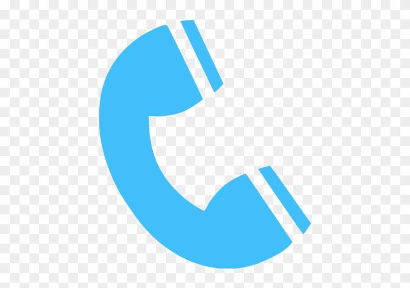 Telephone Call Yotaphone 2 Orange S - Phone Call Icon Blue #449421
