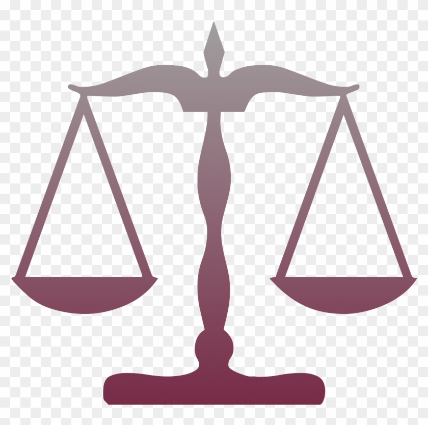 Justice Scale Scales Of Justice Png Image - Legal Scales Of Justice #449776