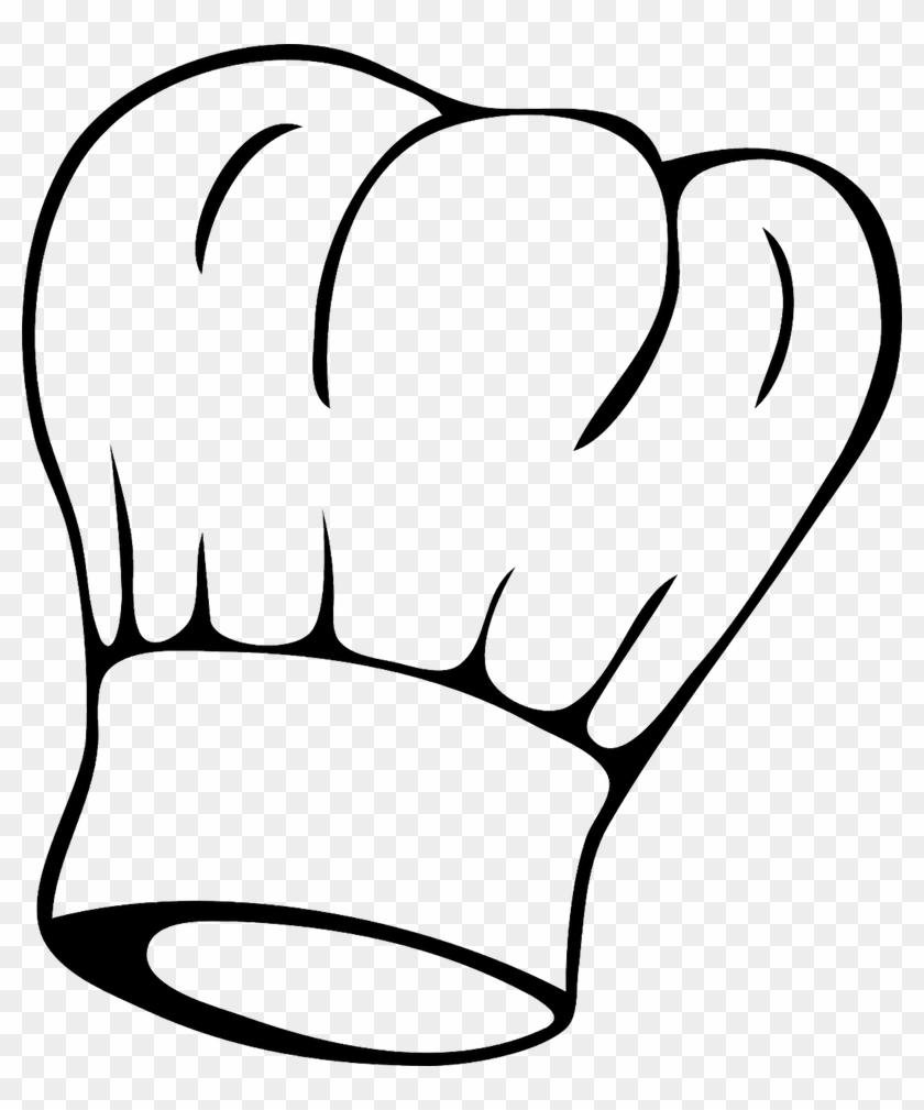 Deacon Tony To Compete In Clergy Who Cook - Chefs Hat Clip Art #449903