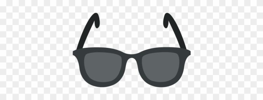 Sunglasses Emoji Clipart Photo Png Images - Glasses Emoji Png #450759