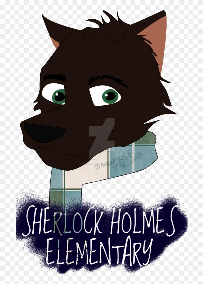 Sherlock Holmes By Intelligentwolf - Lucite Tokki A Little Sparkle #450903
