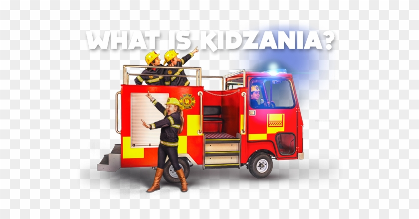 Kidzania Is An Indoor City, Run By Kids - Kidzania Is An Indoor City, Run By Kids #451725