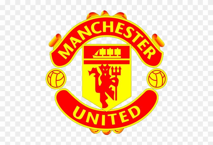 Manchester United 3d Logo Png - Manchester United Soccer ...