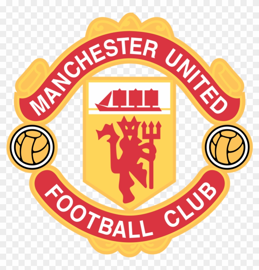 1992 93 Manchester United Logo Png Free Transparent Png Clipart Images Download