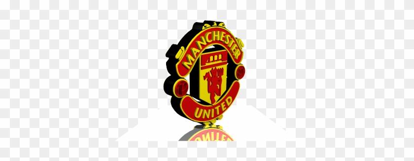 Yacob Hazard Modric Et Damiao Plaisent A Mu Manchester United Logo 3d Free Transparent Png Clipart Images Download