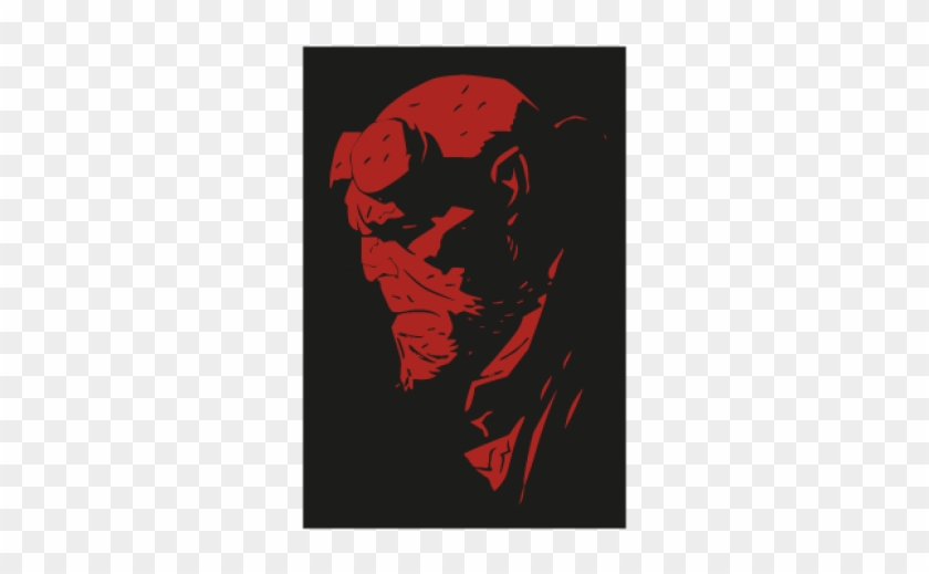 Hellboy Clipart Vector Mike Mignola Hellboy Movie Free