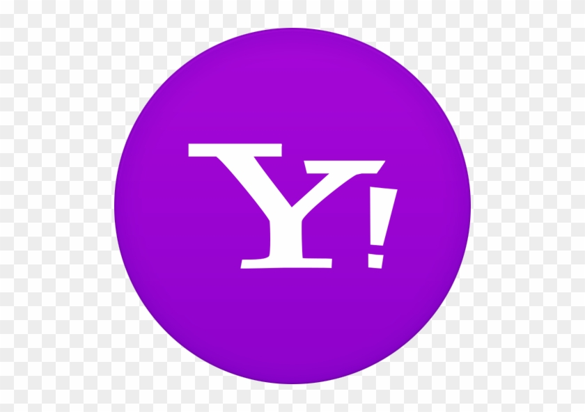 Other Yahoo Icon Images - Yahoo Icon Png #453061