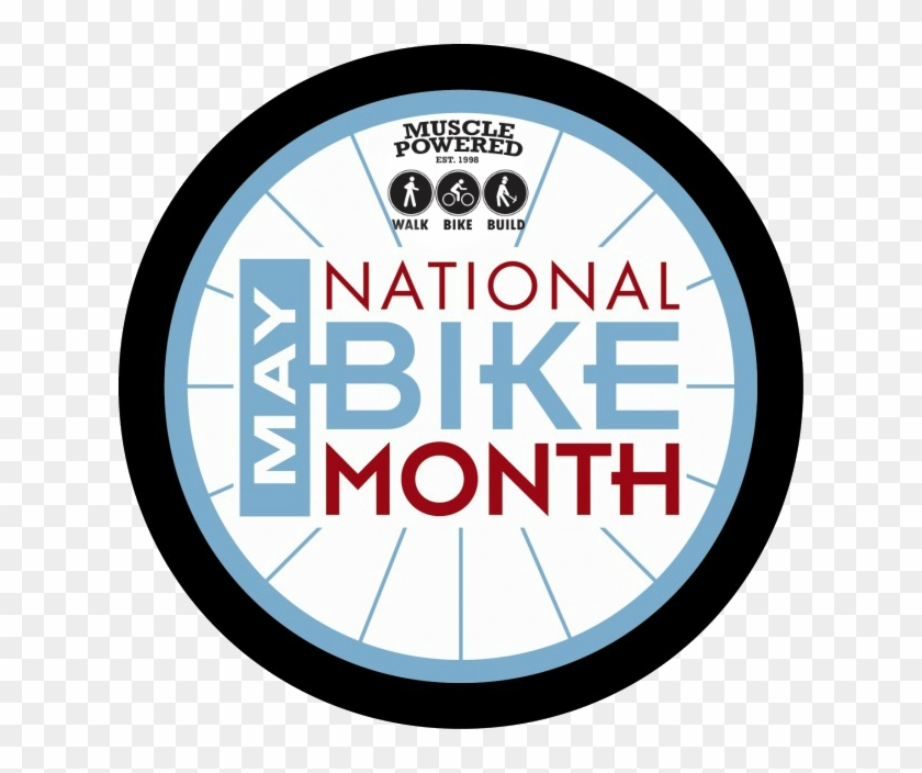 May Is Bike Month - National Bike Month 2018 #453081