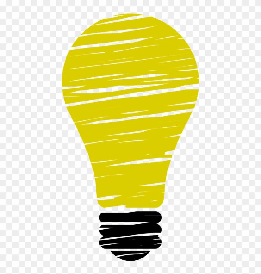 Innovation Incandescent Light Bulb Idea Clip Art - Incandescent Light Bulb #453365
