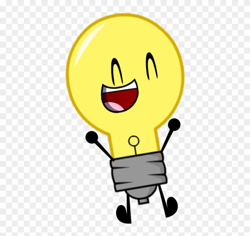 Lightbulb Pose - Object Multiverse Lightbulb #453545