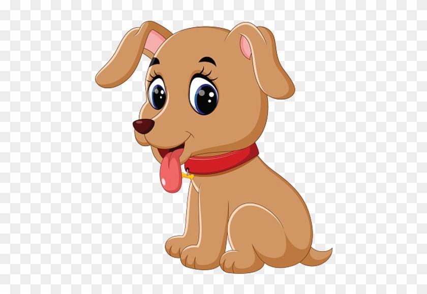 Cute - Cute Cartoon Dog Png - Free Transparent PNG Clipart ...