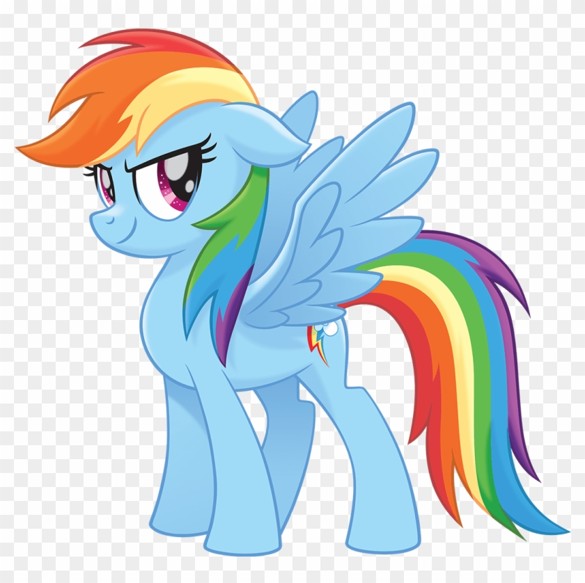 My Little Pony The Movie Images Here's Canterlot Like - My Little Pony Rainbow Dash #454039