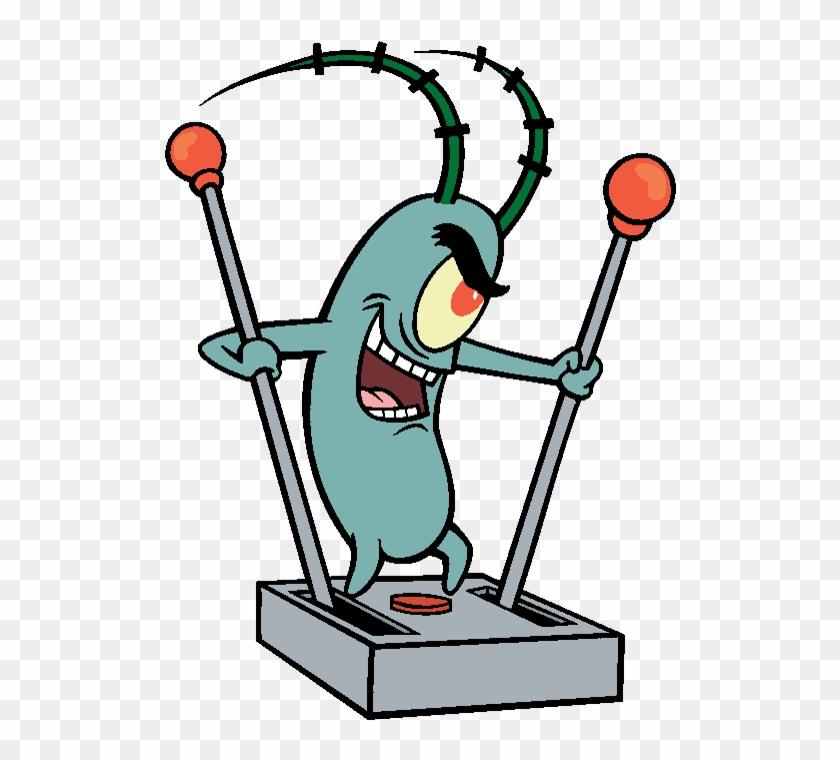 Plankton 2 From Spongebob 454849