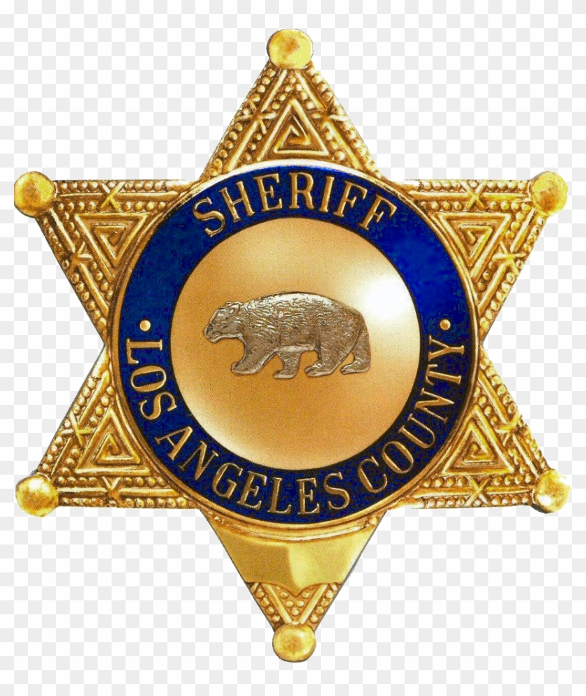 Why Does The La County Sheriff Badge Have A Pedophilia - Los