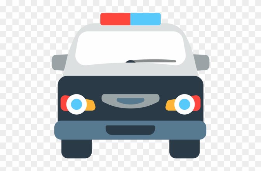 Mozilla - Police Car Emoji #456162