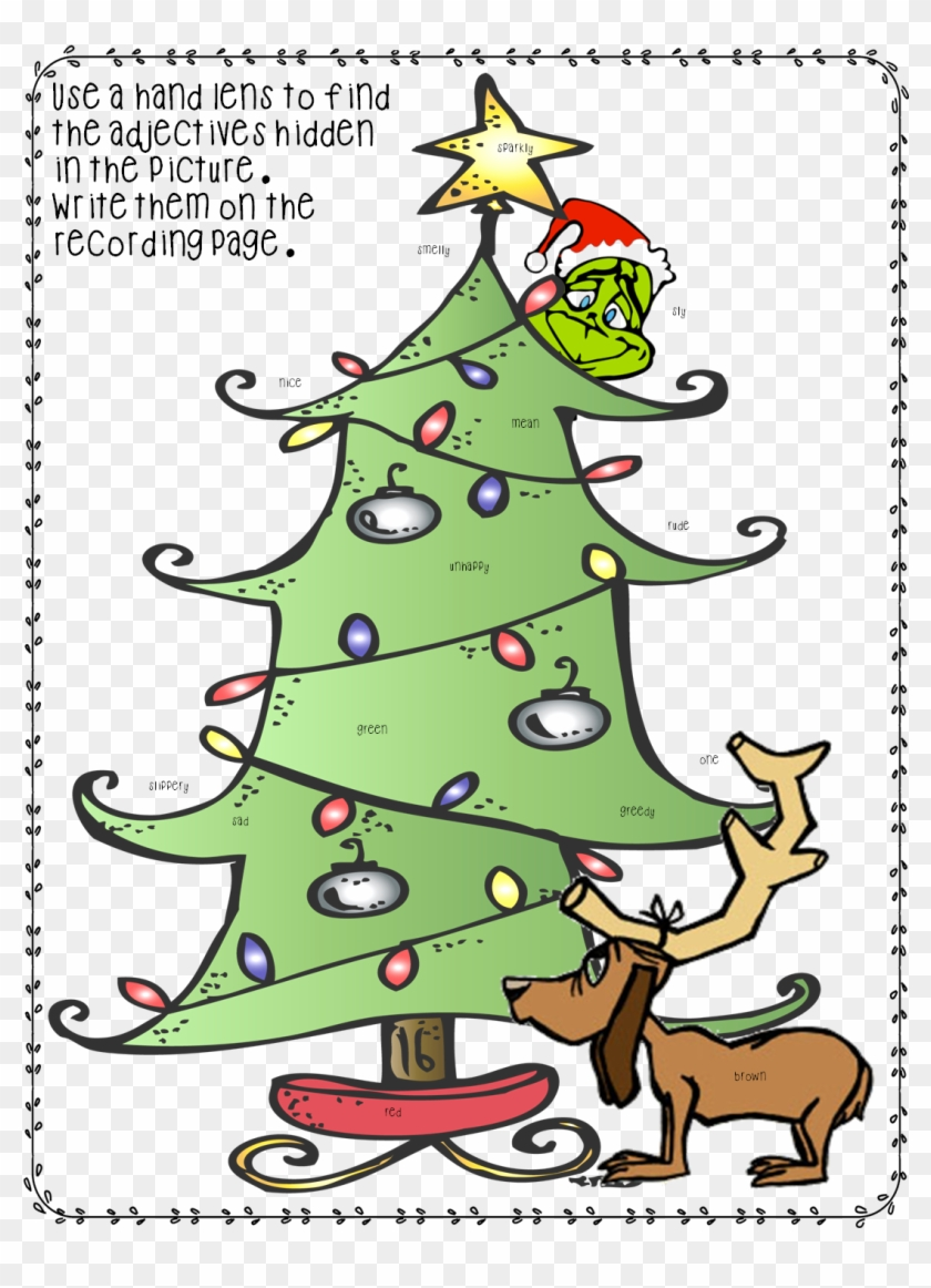 And The Season Would Not Be Complete Without Some Time - You're A Mean One, Mr. Grinch #456447
