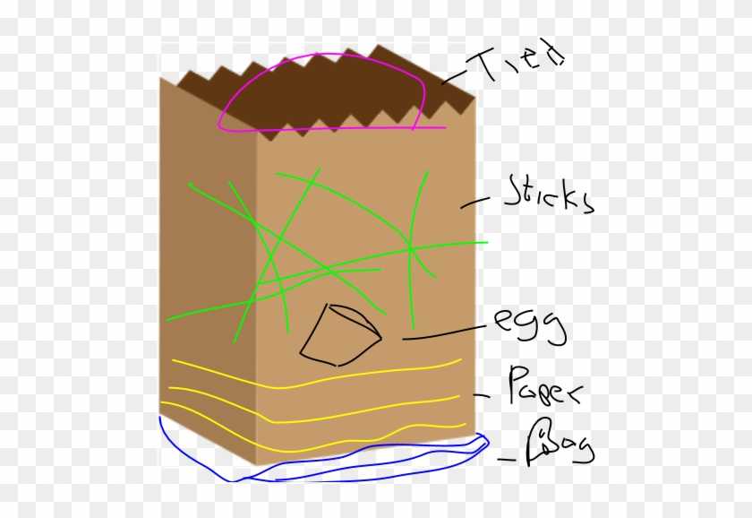 Picture - Paper Bags Clip Art #456803