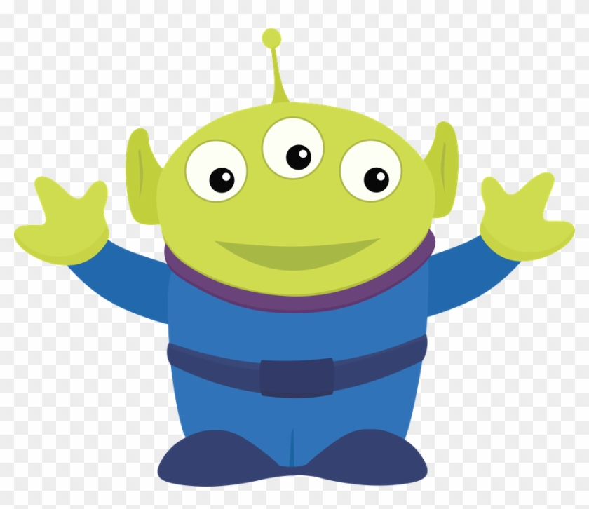 Toy Story - Minus - Alien Toy Story Figure #456937