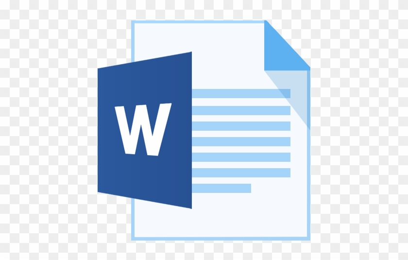 Microsoft Word Icon - Word File Icon Png - Free Transparent PNG ...