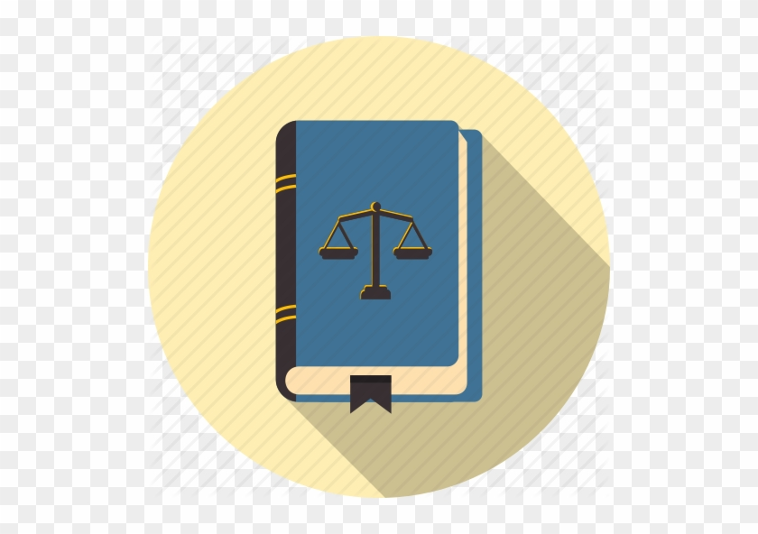 Law Book Icon Png #457219