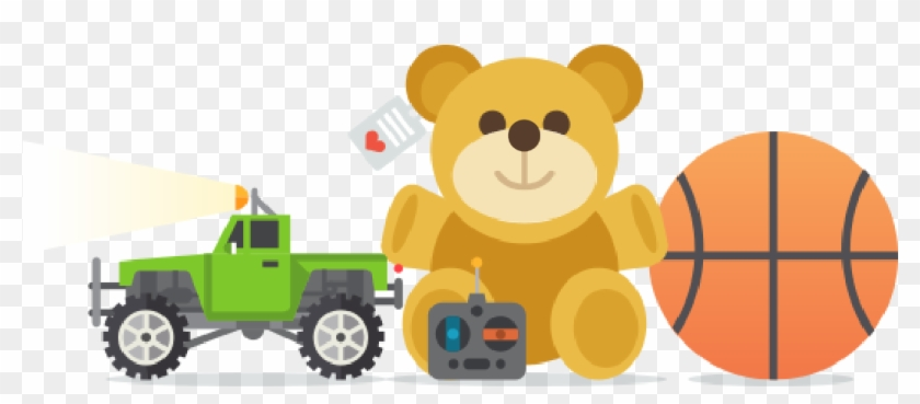 Game Clipart Toy Game - Teddy Bear #457320