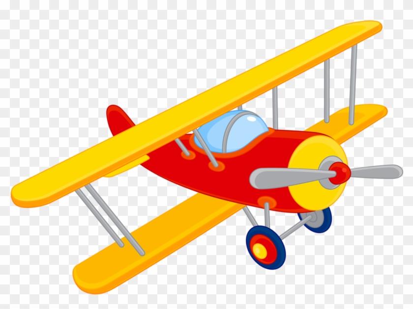 Yandeks Fotki Cartoon Toy Airplane Clipart Free Transparent