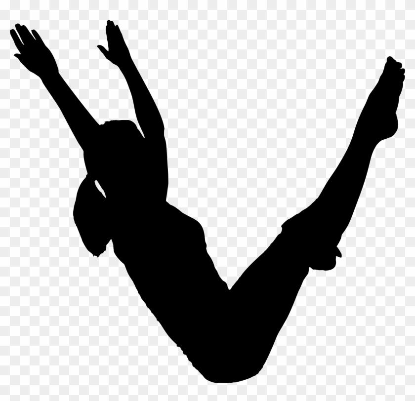 Pilates Silhouette - Pilates Silhouette #457363