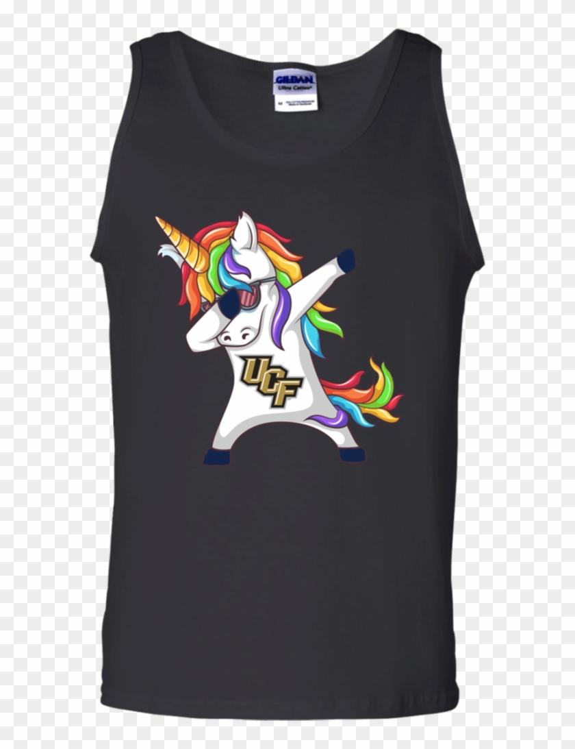 Unicorn Dabbing Hiphop University Of Central Florida - Unicorn Softball #457443