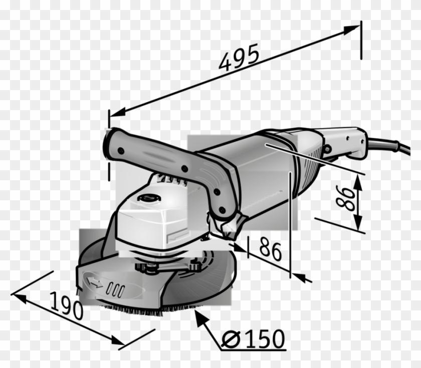 Product Drawing Ld 18 7 150 R, Kit Turbo Jet Zoom - Machine Tool #457942